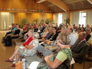 Soinisten sukuseuran kokous Varkauden kuntorannassa 2012.